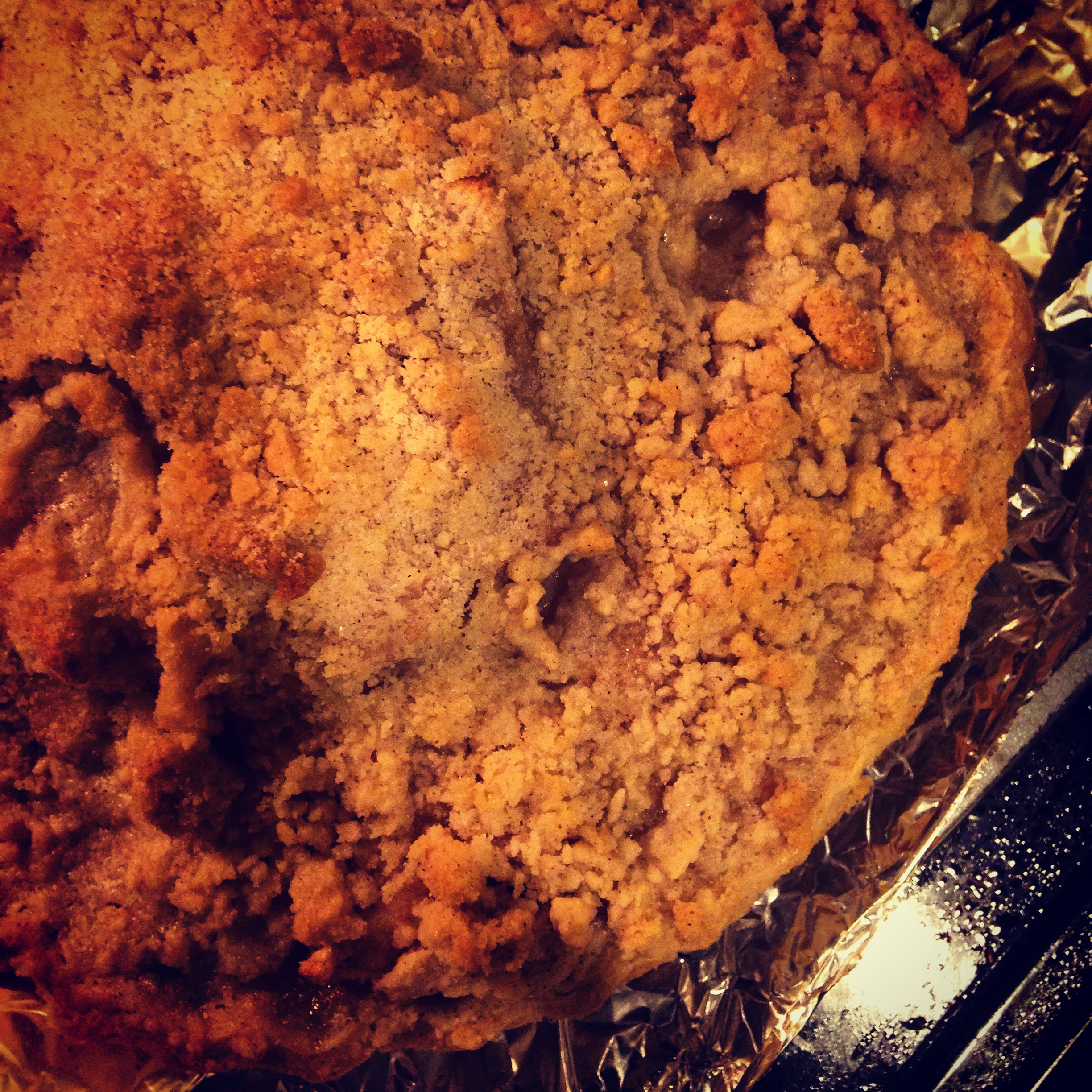Mama's Apple Crumble