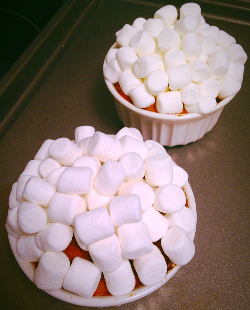 Marshmallows_Sweet Potato Pie