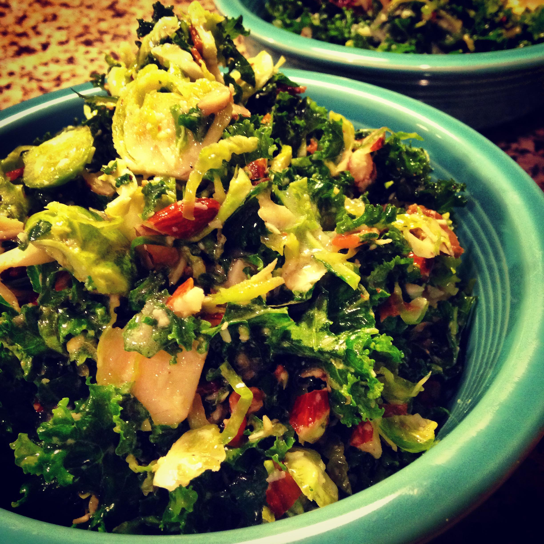 Kale Salad 1