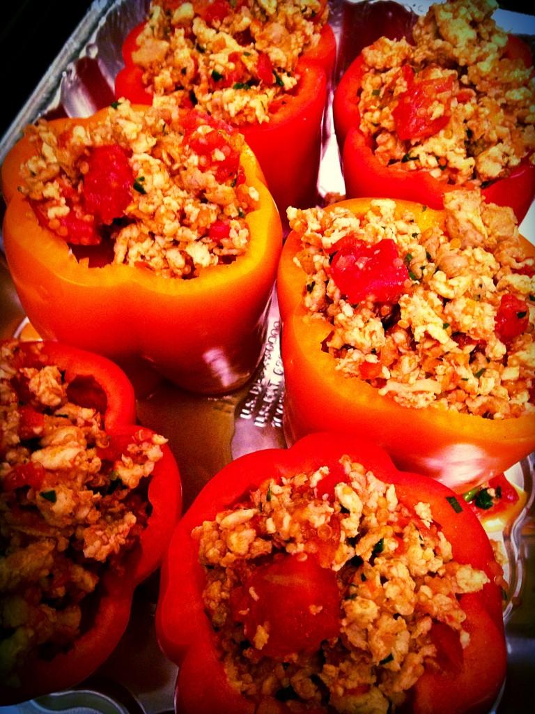 Stuffed Peppers 1