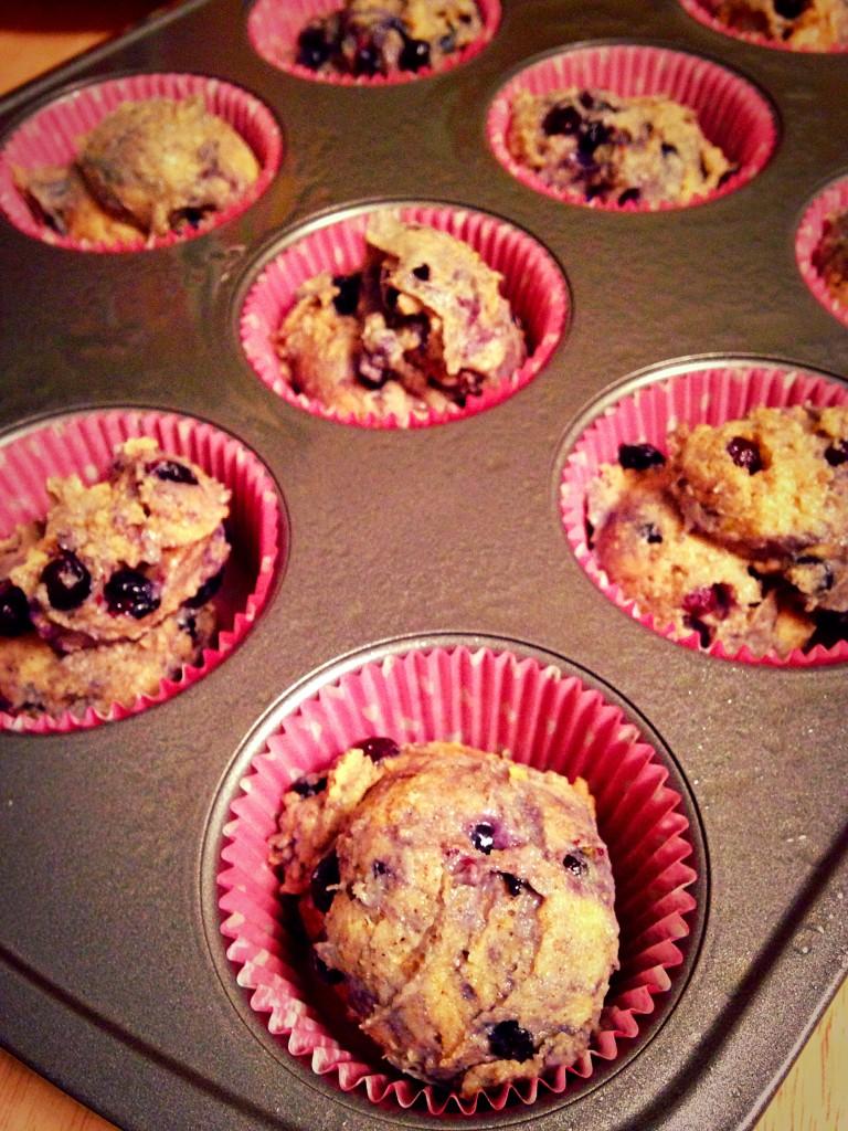 Healthy BB Muffin Batter