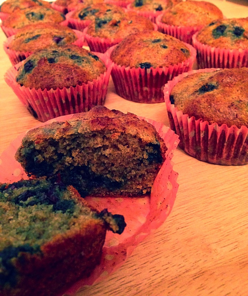 Healthy BB Muffins 1