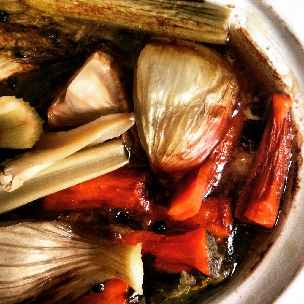 Chicken Stock Veg