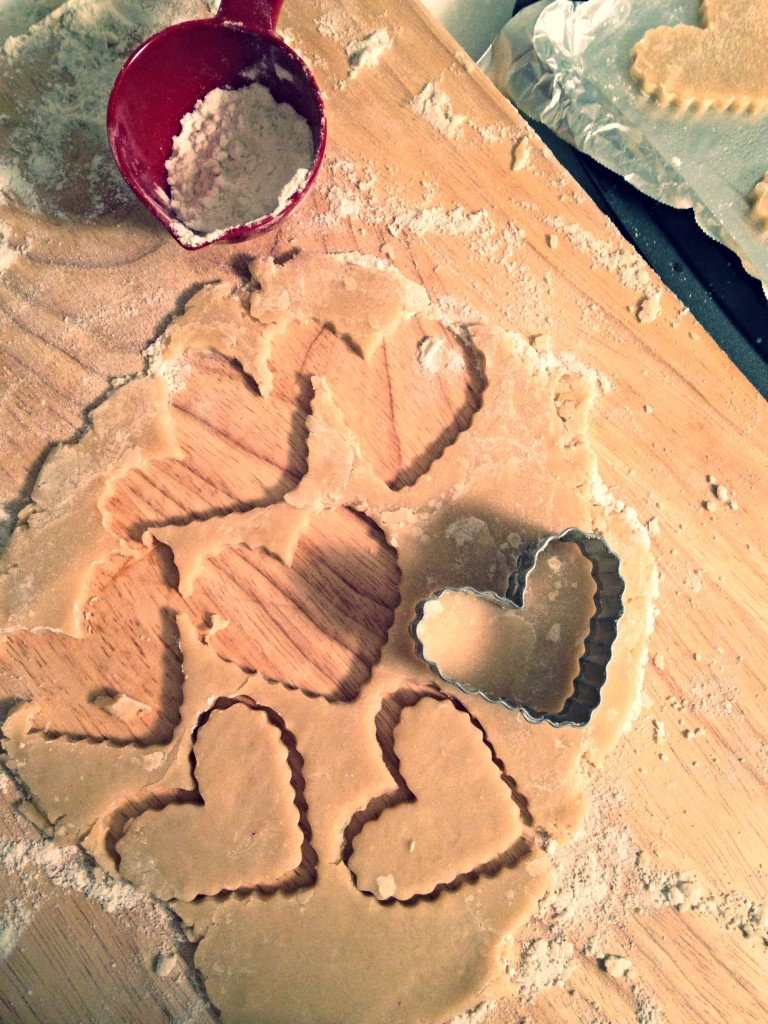 Shortbread Hearts 2