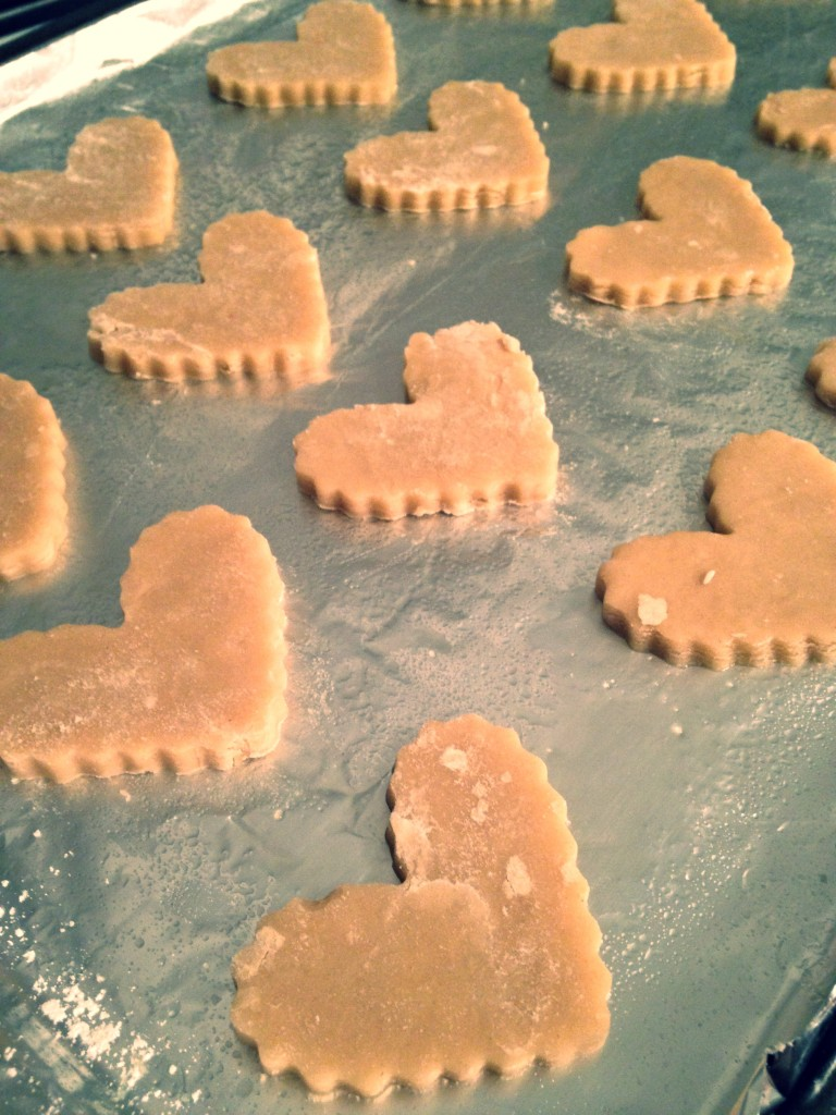 Shortbread Hearts 3