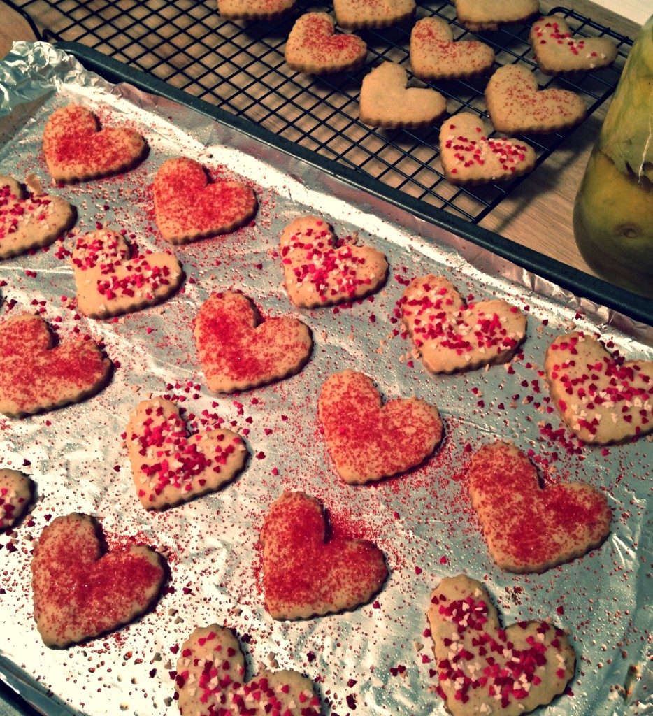 Shortbread Hearts 5