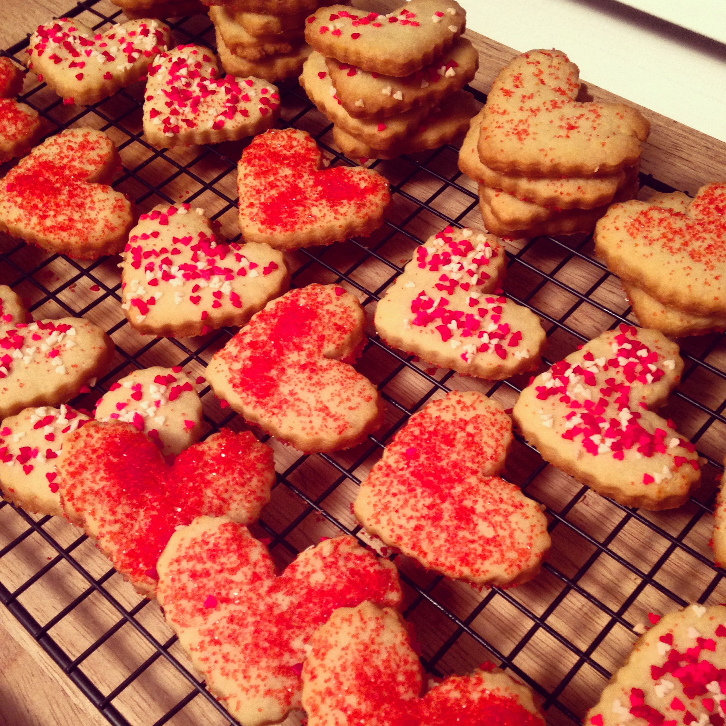 Shortbread Hearts 6