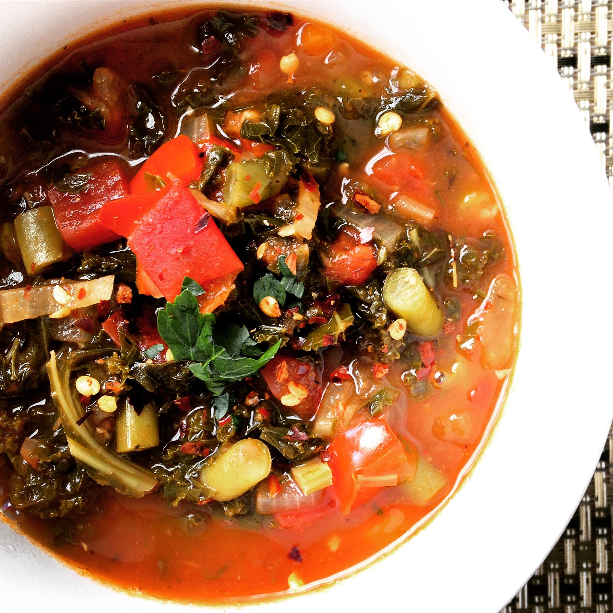 Detox Soup 3