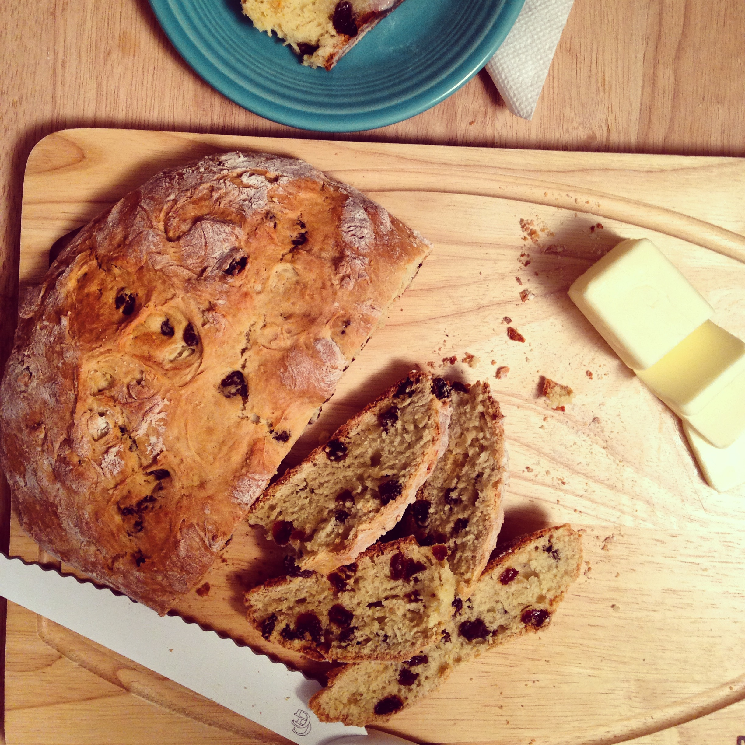 Irish Soda Bread 3