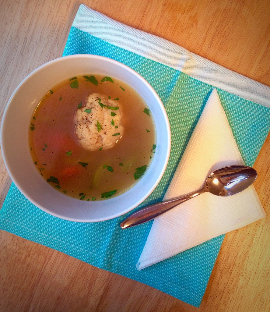 Matzo Ball Soup 2