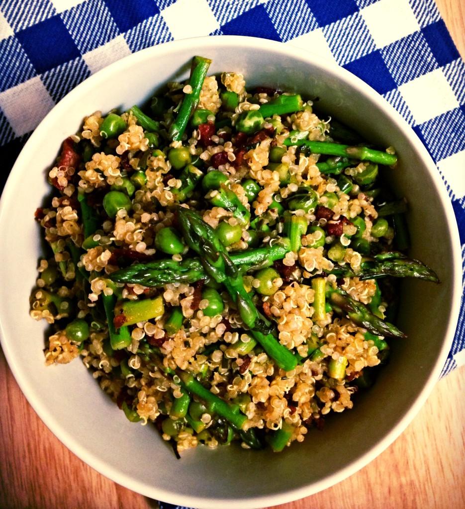 Spring Quinoa 2