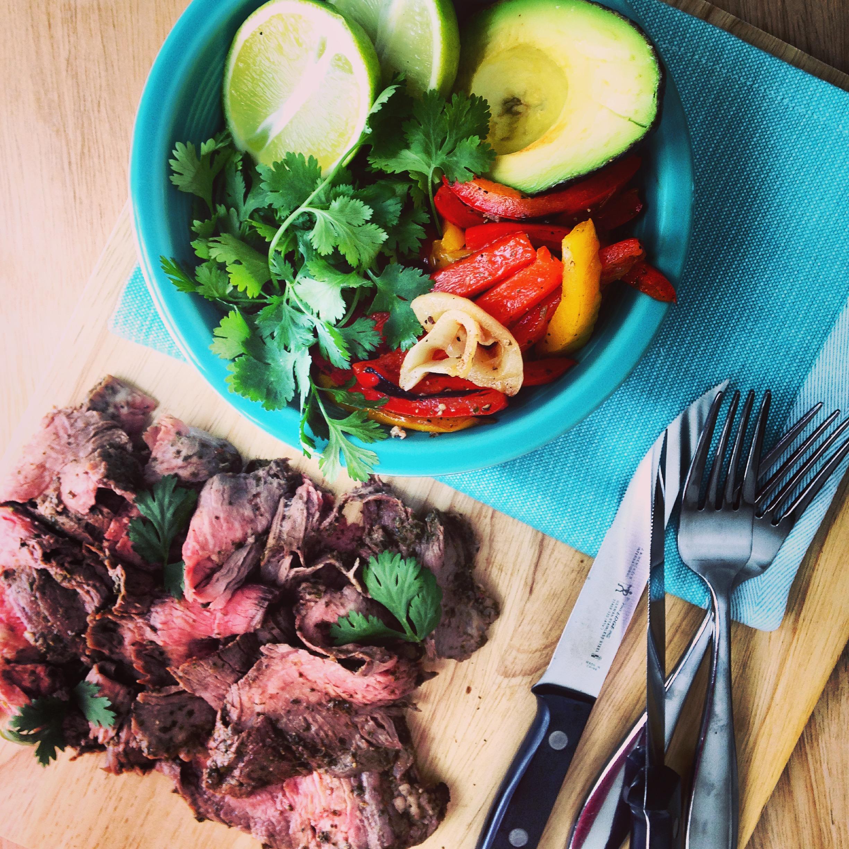 Steak Fajitas 4